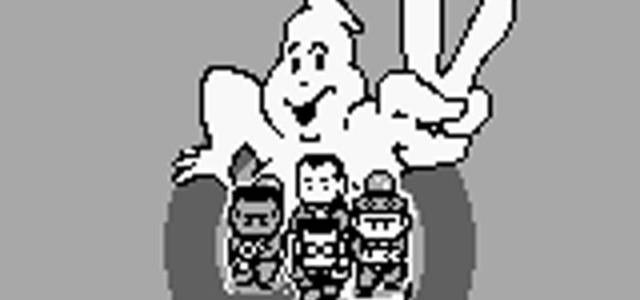 GhostbustersII_Game_Boy