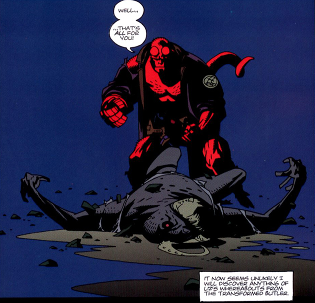 Hellboy_Monsters